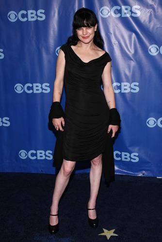 Pauley Perrette @ 2011 CBS Upfront in NewYork (2011-05-18)