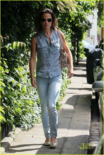 Pippa Middleton: Out And About