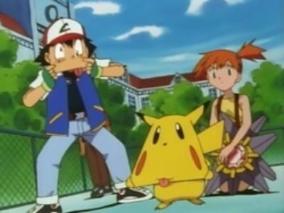 Ash & Пикачу
