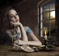 daydreaming - Princess...lost in her dreams screencap