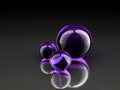Purple bubbles