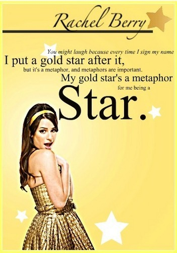 Rachel Berry - A Star!