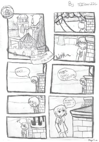 যেভাবে খুশী OC Comic - Page 1