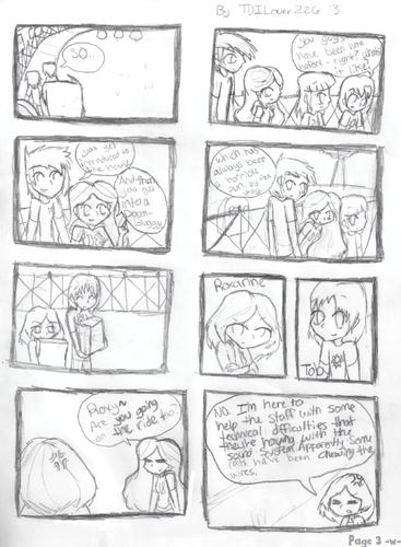 बिना सोचे समझे OC Comic - Page 3