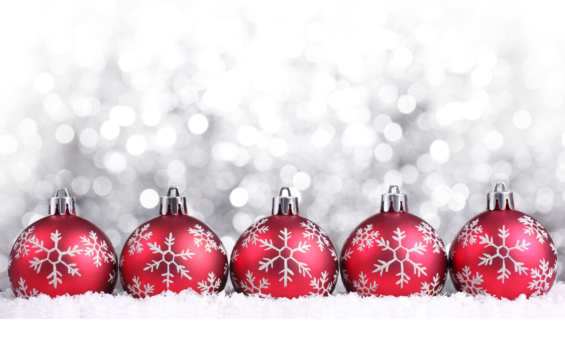 Red Christmas decorations - Christmas Wallpaper (22228015 ...
