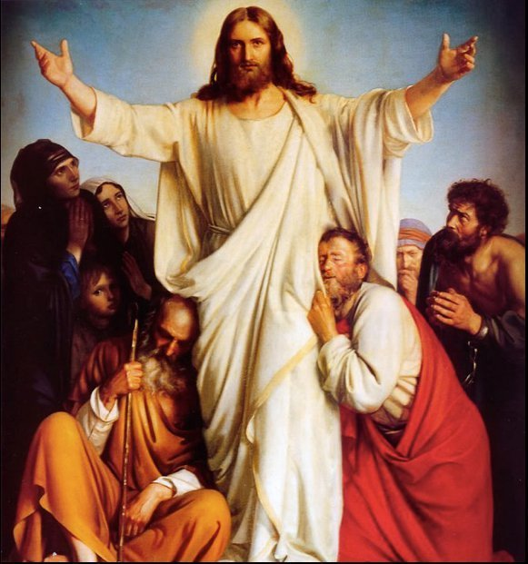 Carl Bloch Jesus Christ