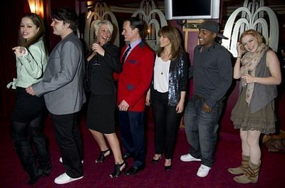 Reunion S Club 7 - Jersey Boys Press Night