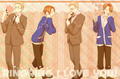 Ring Ring, I love you - hetalia-gerita photo