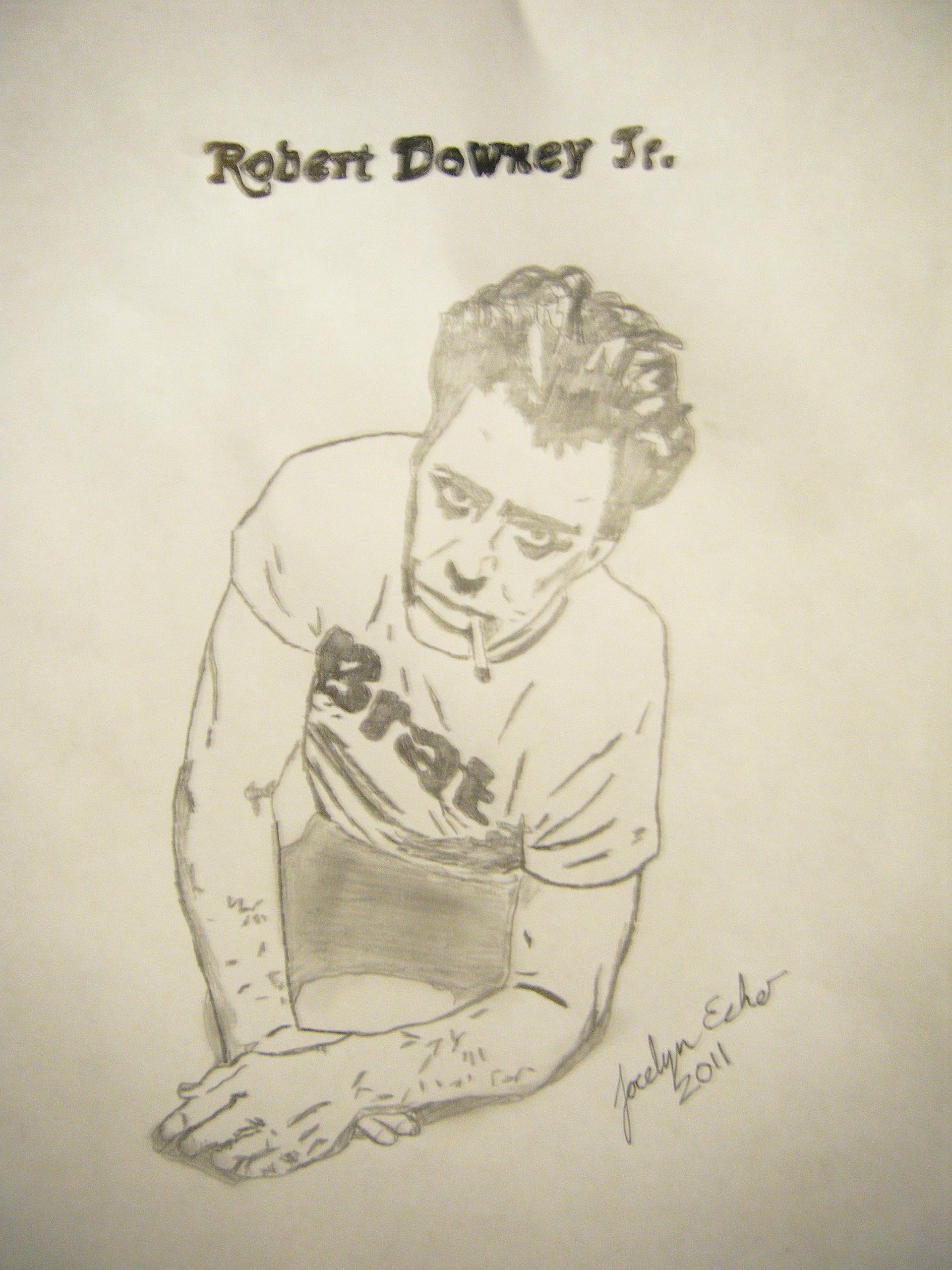 Robert Drawings