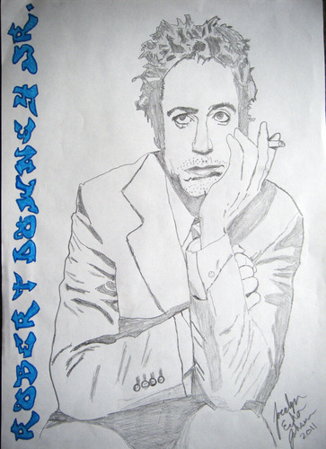 Robert Drawings