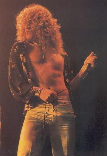 Robert Plant- LIVE
