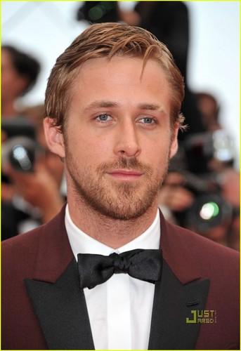 Ryan ngỗng con, gosling & Nicolas Winding Refn: Kiss Kiss!