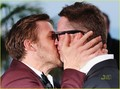 Ryan Gosling &amp; Nicolas Winding Refn: Kiss Kiss! - ryan-gosling photo