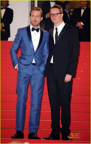 Ryan gansje, gosling Premieres 'Drive' in Cannes