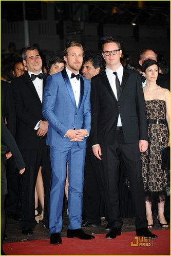 Ryan 小鹅, gosling, 高斯林 Premieres 'Drive' in Cannes