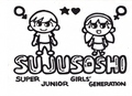 SUJUSOSHI - super-generation-super-junior-and-girls-generation fan art