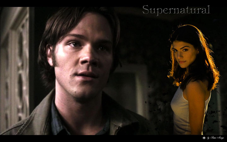 Sam and Ruby - supernatural wallpaper