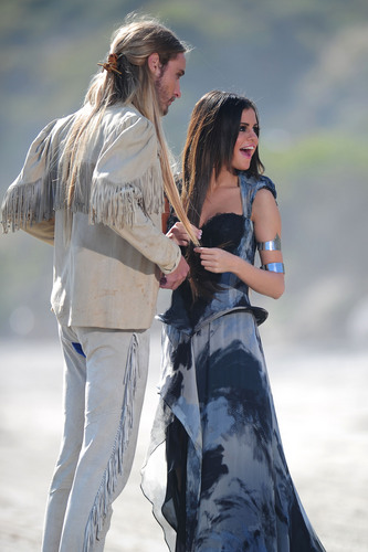 Selena - 'Love আপনি Like a প্রণয় Song' সঙ্গীত Video Stills - 19th May 2011