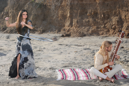 Selena - 'Love Ты Like a Любовь Song' Музыка Video Stills - 19th May 2011