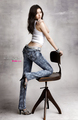 Shin Se Kyung - For Buckaroo Jeans - shin-se-kyung photo
