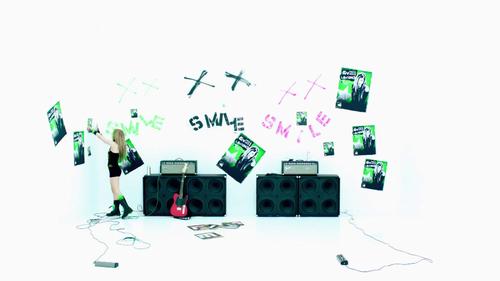 Smile - Музыка Video HD