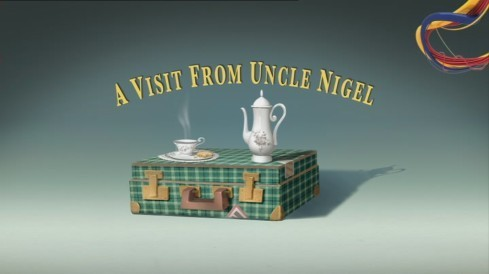 Sneak Peak!: A Visit From Uncle Nigel