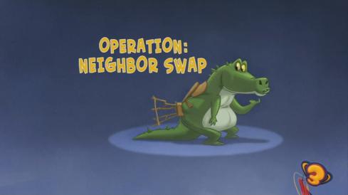 Sneak Peak Operation Neighbor Swap Penguins Of