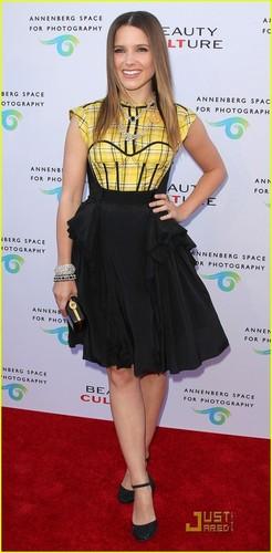 Sophia Bush: Beauty Culture Opening Night!