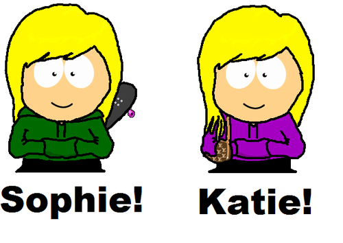 Sophie And Katie