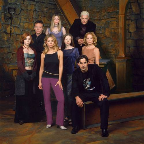 Spike Season 5 Promos