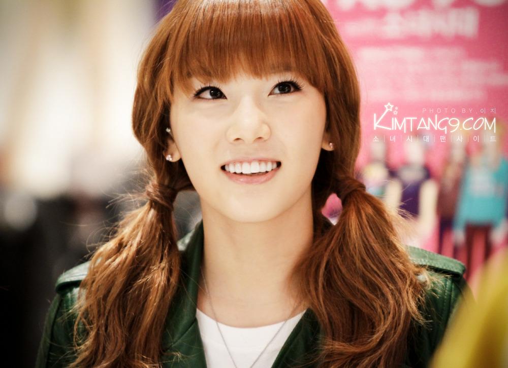 Taeyeon Snsd Kpop Girl Power