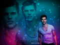 Taylor Lautner ( jacob black ) - edward-cullen-vs-jacob-black fan art