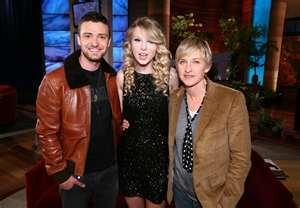 Taylor On Ellen