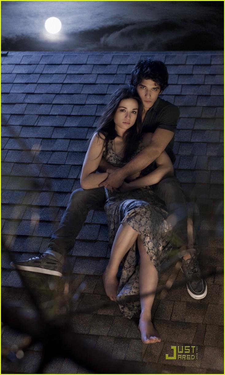 Scott and Allison Teen Wolf
