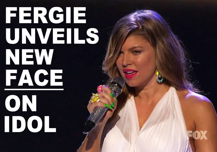 fergie on american idol images. xttulo fergie for the