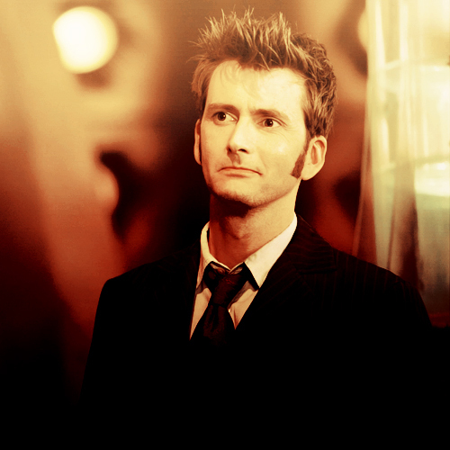 The Tenth Doctor wallpaper containing a business suit, a suit, and a three piece suit called The Tenth Doctor