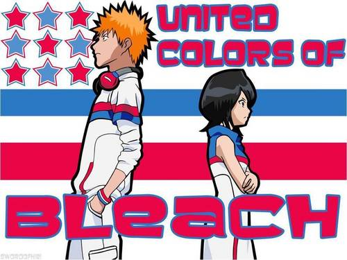 The United couleurs of Bleach!