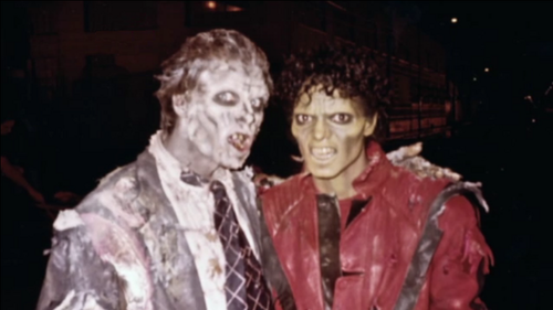 Thriller Behind The Scenes
