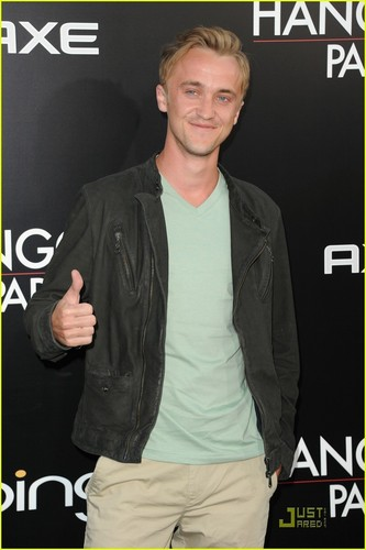 Tom Felton: From Hangover II to 'Hawaii'