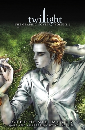 Twilight, the Graphic Novel: Volume 2!