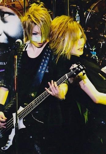 Uruha and Reita