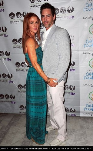 VIP pasta Party at the 2nd Annual Roselyn Sanchez Triathlon for Life (4/30/11)