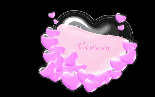 Valentine's hari wallpaper probably with a bouquet entitled Valentine's cinta