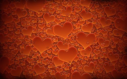 Valentine's Day wallpaper called Valentine's love