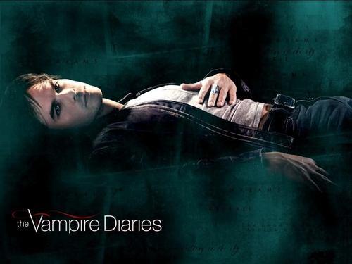 Vampire Diaries 壁纸