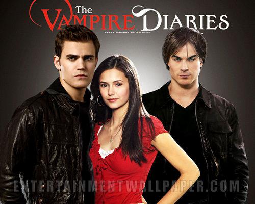Vampire Diaries Hintergrund