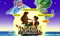 Walt ディズニー Menus - The Little Mermaid II: Return to the Sea