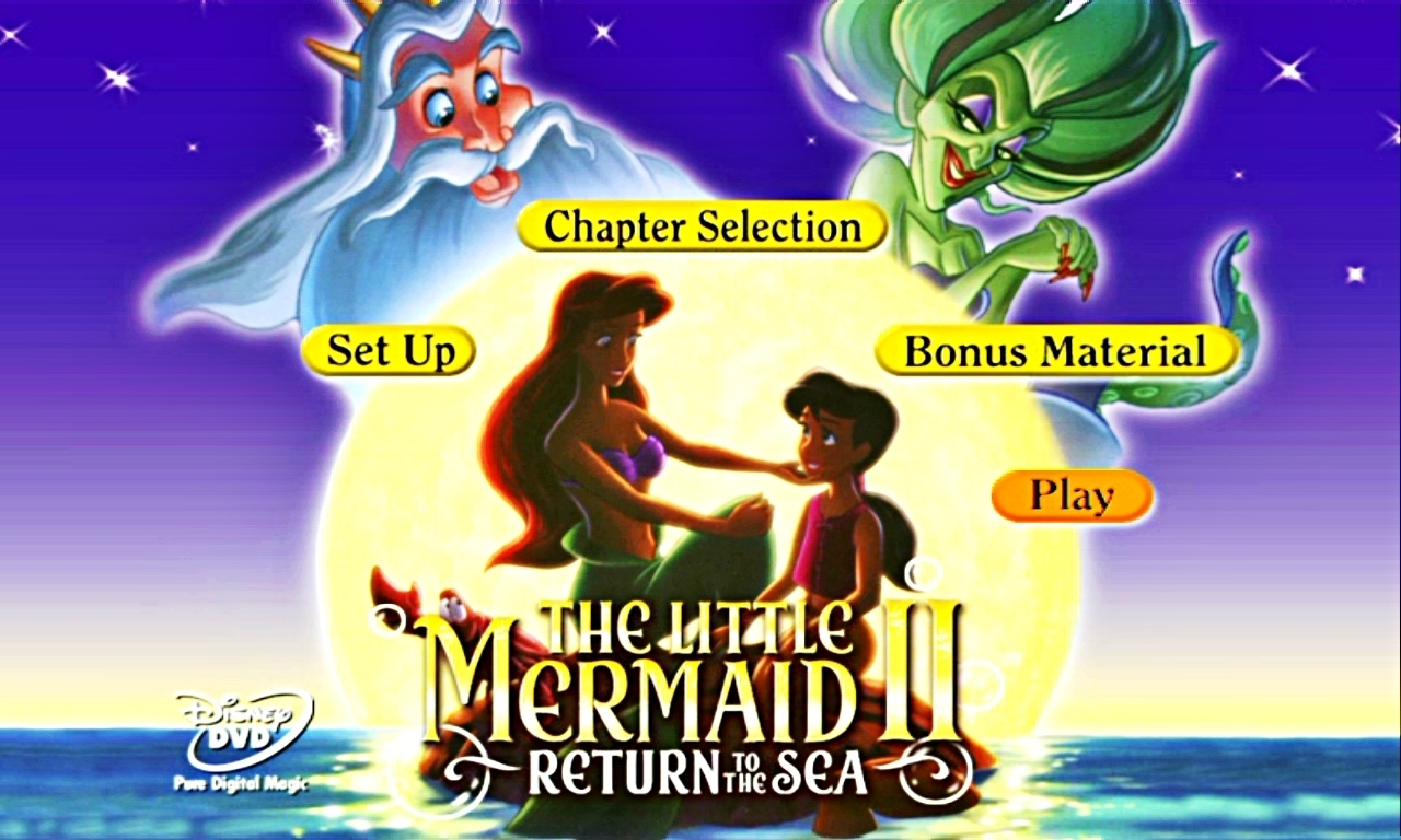 The Little Mermaid II