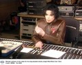 What More Can I Give Behind The Scenes - mj-behind-the-scenes photo