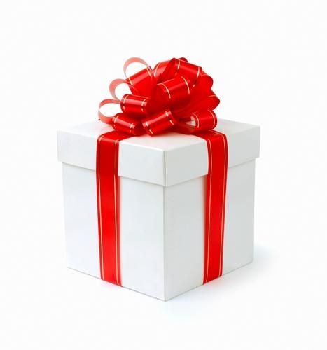 White present